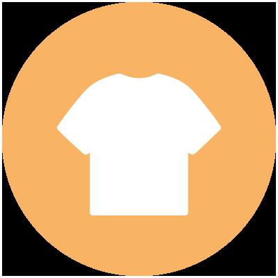 a04 abbigliamento personalizzato